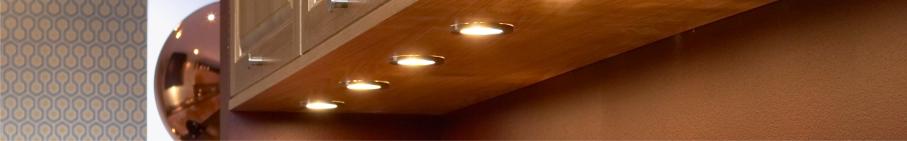 Oprawy - oczka LED