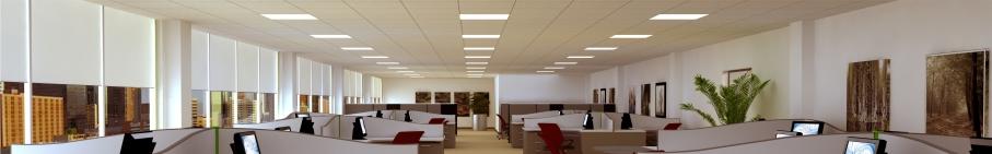 Panele LED podtynkowe