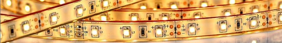 Taśmy i listwy LED
